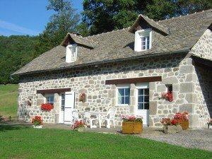 Gite rural Cantal, Auvergne