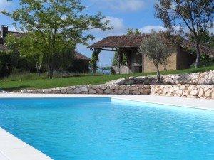 Gite rural Haute Garonne avec piscine